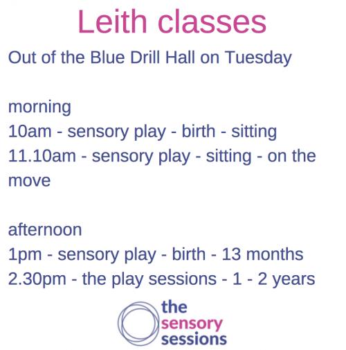 baby class Leith