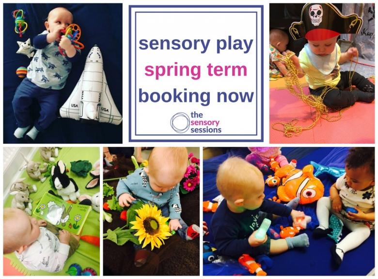sensory class baby Edinburgh