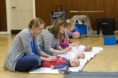 baby class sensory Edinburgh