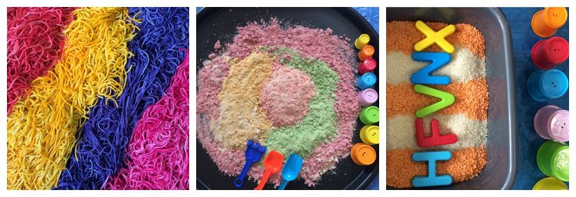 messy play classes edinburgh