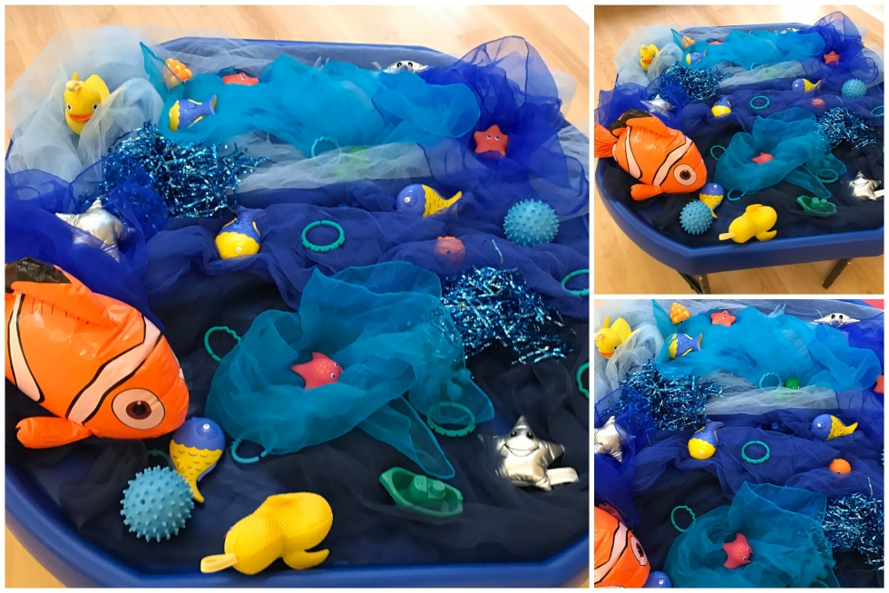 toddler sensory play classes Edinburgh
