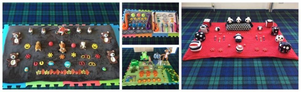 Baby Class Boroughmuir Edinburgh Sensory Play