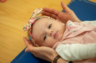 sensory development for babies