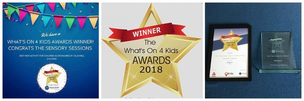 whats on 4 kids award winners