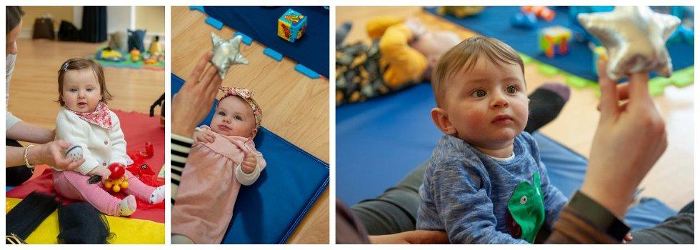 baby class running in Murrayfield and Roseburn Edinburgh