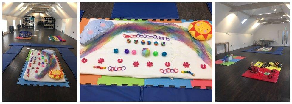 sensory class for babies dalkeith restoration yard