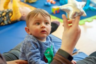 learn sensory development classes in edinburgh