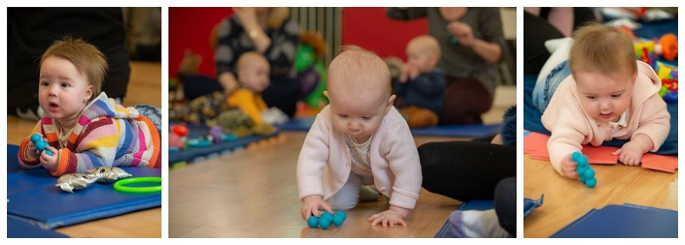 The Sensory Sessions Baby Group Dunfermline