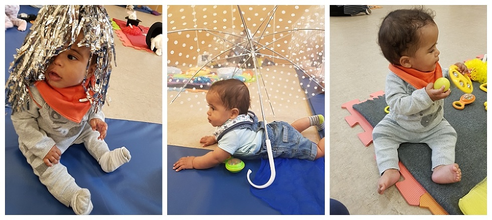 Blake at The Sensory Sessions